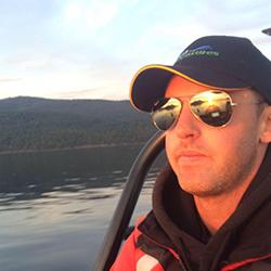 Gary,  at Ocean Ecoventures