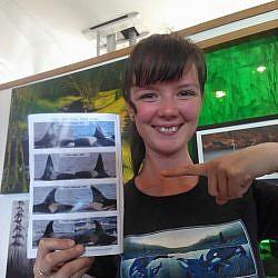 Meghan,  at Ocean Ecoventures