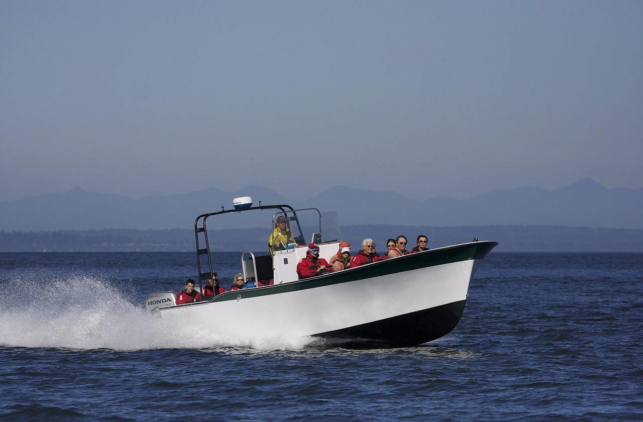 Taku boat